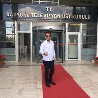 Photo taken at Radyo ve Televizyon Üst Kurulu by Ramazan K. on 6/12/2017