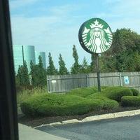 Photo taken at Starbucks by Chris A. on 9/11/2014