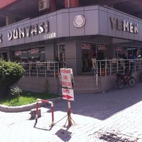 Photo taken at YEMEK DUNYASI by Celal Y. on 5/23/2014