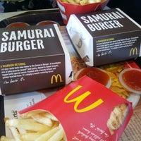 Photo taken at McDonald's & McCafé by DkZie™ on 10/2/2012