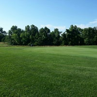 Photo taken at Hodge Park Golf Club by CJ T. on 7/10/2013