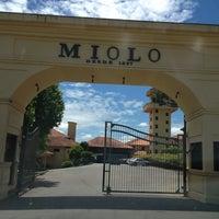 Foto tirada no(a) Vinícola Miolo por Márcio M. em 11/9/2012
