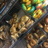 Photo taken at Chestnut Street Philly Bagels by Brandon E. on 9/22/2017