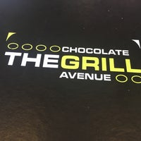 Photo taken at The Chocolate Avenue Grill by Brandon E. on 8/9/2017