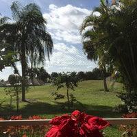 Photo taken at Boca Greens Country Club by Lisa H. on 2/7/2015
