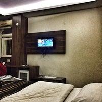 Photo taken at Hotel Özlü by Yiğit İ. on 12/9/2017