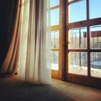 Photo taken at Dolina Charlotty Resort & SPA by Agafia Y. on 1/26/2014