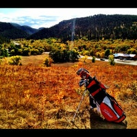 Photo taken at Spearfish Canyon Golf Course by J J. on 9/25/2012