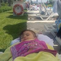 Photo taken at Loca Havuz by Saime M. on 6/22/2014