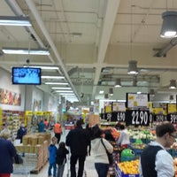 Photo taken at Kaufland by Tomáš M. on 10/27/2013