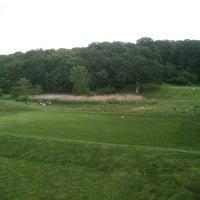 Photo taken at Alling Mem Golf Course by Marcus H. on 6/9/2013