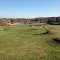 Photo taken at Alling Mem Golf Course by Marcus H. on 11/23/2014