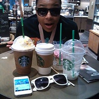 Photo taken at Starbucks by Dominique B. on 10/16/2013