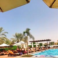 10/23/2017 tarihinde Laura B.ziyaretçi tarafından Rixos Bab Al Bahr Pool'de çekilen fotoğraf