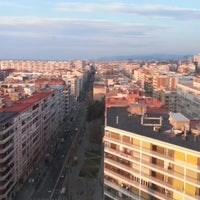 Photo taken at Meliá Barcelona Sarrià by Richard F. on 2/24/2013