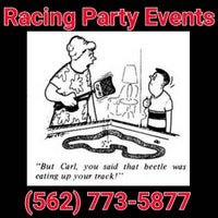 Photo taken at Racing Party Events by Tru-One Records &. on 7/19/2015