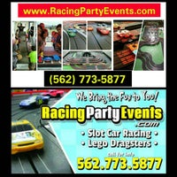 Photo taken at Racing Party Events by Tru-One Records &. on 7/31/2015