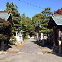 Photo taken at 愛宕山 弘正寺 by combat on 12/3/2014