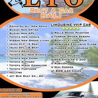 Photo taken at LIO RENT CAR & VVIP LIMOUSINE by Rendy C. on 8/7/2014
