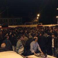 Photo taken at Turgut Devecioğlu Seçim Bürosu by Kerem Y. on 3/27/2014