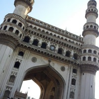 Photo taken at Charminar by Youngjae M. on 2/28/2013
