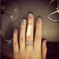 Photo taken at Nails Flavor by OPI by ⒿeÄn ✿ on 10/20/2013