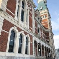 Photo taken at Bartholomew County Courthouse by Daniel K. on 1/14/2018