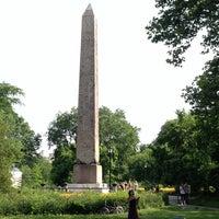 6/22/2013 tarihinde Daniel K.ziyaretçi tarafından The Obelisk (Cleopatra's Needle)'de çekilen fotoğraf
