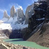 Photo taken at Parque Nacional Torres del Paine by Daniel K. on 2/17/2013
