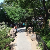 Photo taken at Columbus Park by Daniel K. on 6/20/2013
