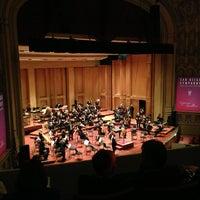 2/11/2013 tarihinde Erica G.ziyaretçi tarafından Copley Symphony Hall'de çekilen fotoğraf