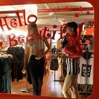 Photo taken at Hello Beautiful Salon by Hello Beautiful Salon on 10/3/2013