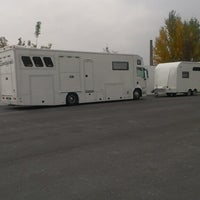 Photo taken at Horses Of Anastasia by александер м. on 10/14/2013