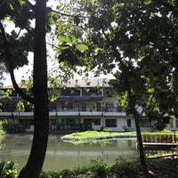 Photo taken at Felix River Kwai Resort by Ana K. on 2/18/2017