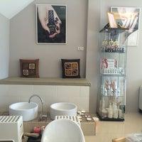 Photo taken at Jariya Massage & Nail Spa by Ana K. on 11/1/2014