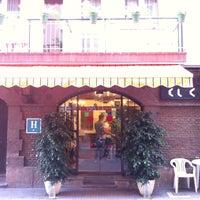 Photo taken at Hotel El Cid by HotelSitges.com on 10/3/2013
