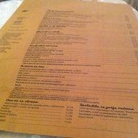 Photo taken at Allegria Restaurant by Petar J. on 5/3/2014