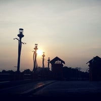 Photo taken at Lake by .🎀👧Benz A. on 11/23/2012