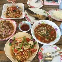 Photo taken at ร้านส้มตำภูไท by Sai K. on 1/12/2016