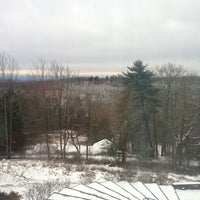 Photo taken at Inn at Pocono Manor by Ma-Le Felicia A. on 12/26/2012
