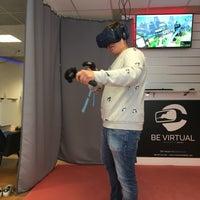 Photo prise au BeVirtual - Virtual Reality Arcade par Nina V. le4/13/2018