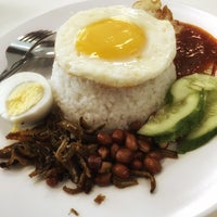 Photo taken at Menara HSBC Cafeteria by Nurul M. on 12/31/2015