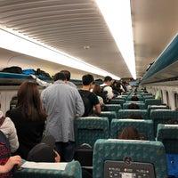 Photo taken at THSR Train by Sars C. on 4/20/2018
