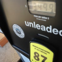Photo taken at Costco Gas by Liza on 1/7/2013