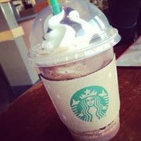 Photo taken at Starbucks by Liza on 12/22/2012
