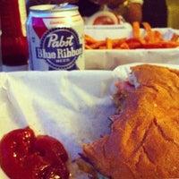 Photo taken at Park Burger by Matt D. on 4/11/2013