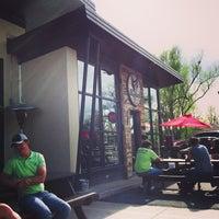 Photo taken at Hogshead Brewery by Matt D. on 5/18/2013