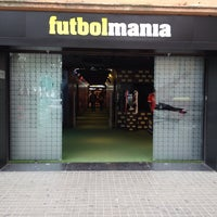 Photo taken at futbolmania by Elisabet B. on 10/29/2013