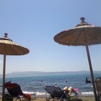 Photo taken at καφε εστιατοριο ηλιοτροπιο by Boula K. on 7/10/2014