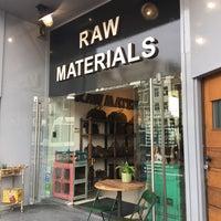 Foto scattata a Raw Materials - The home store da S. O. il 10/1/2017